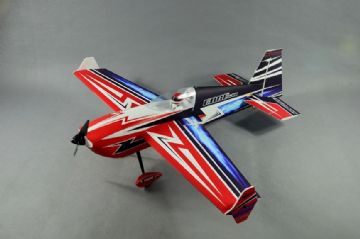 "Skywing 48"" Edge 540 - A in Red, Black and Blue"